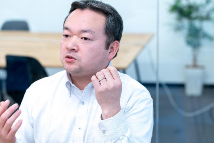 Famileel チーム ユニバーサルデザイン担当 山下幸一郎のサムネイル画像
