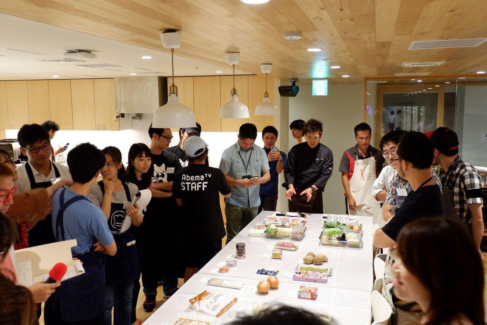 1_クッキングバトル参加者の様子_Cooking Battle attendees.jpeg