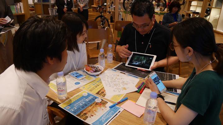 ワークショップの写真6_Picture of workshop 6