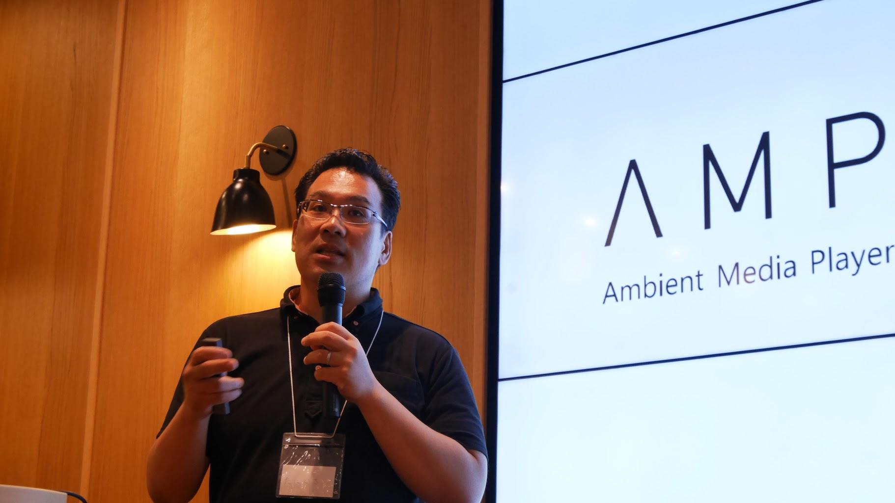 AMPプレゼンテーション_AMP presentation
