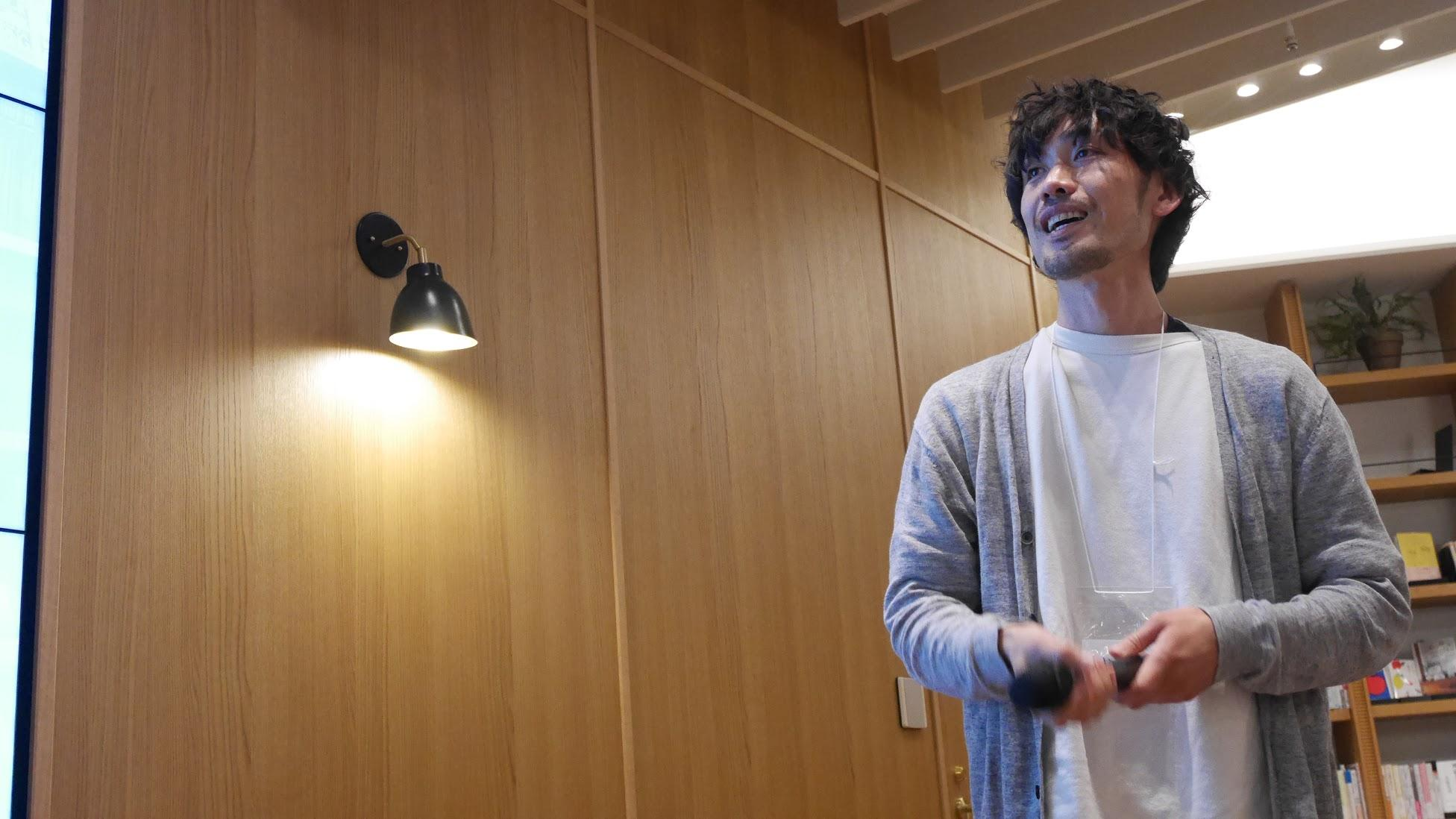 成見さんお写真_Picture of Mr. Narumi