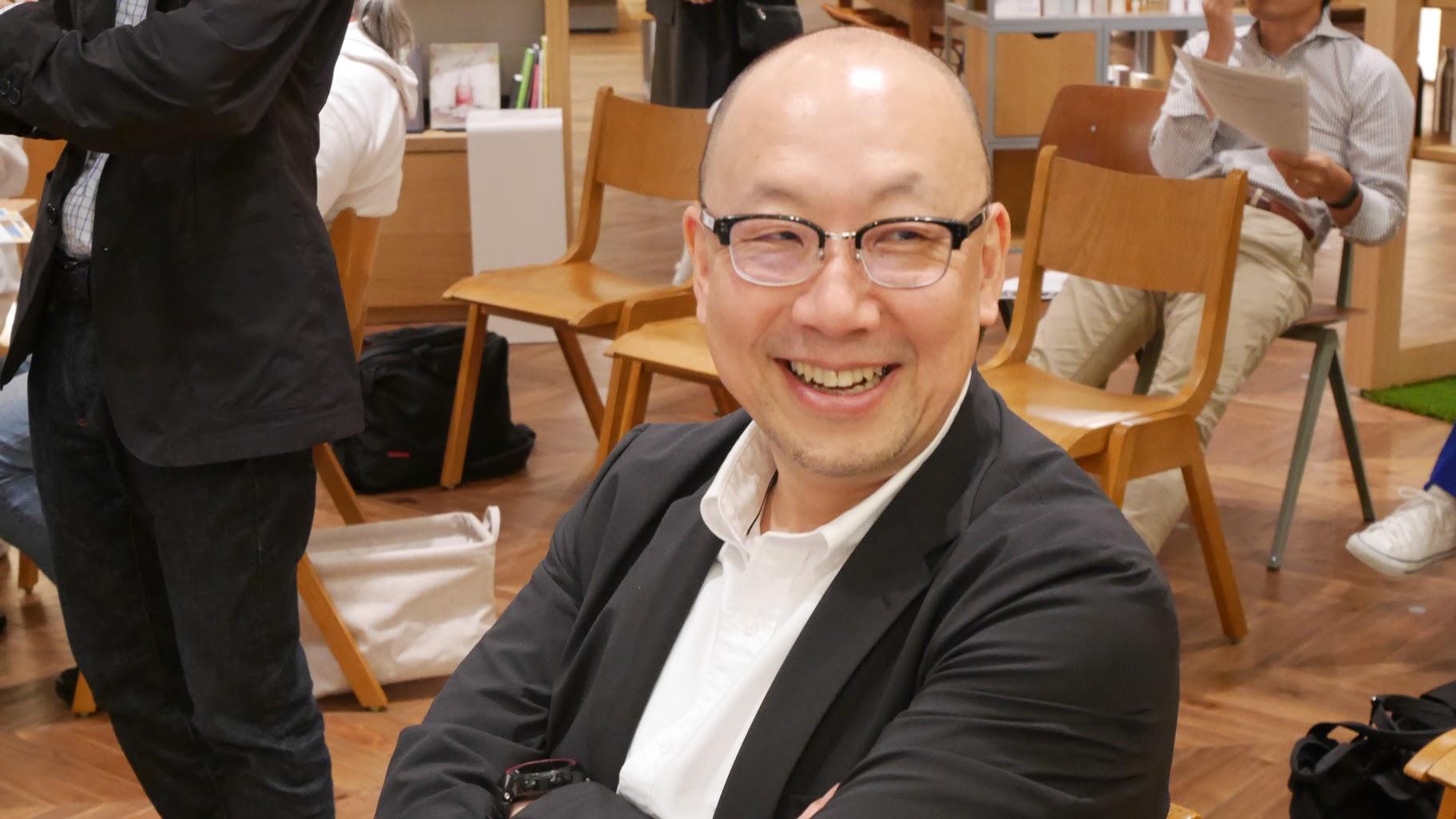 有澤さんお写真_Pic of Mr.Arisawa