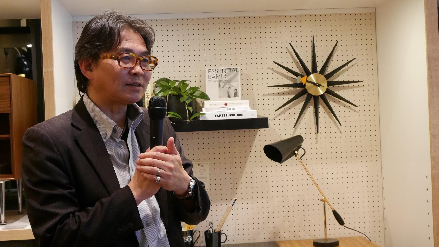 藤井さんお写真_Pic of Mr.Fujii