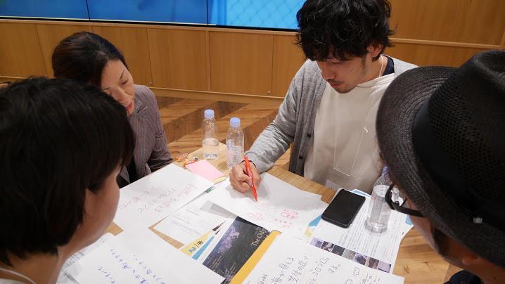 ワークショップの写真3_Picture of Workshop 3