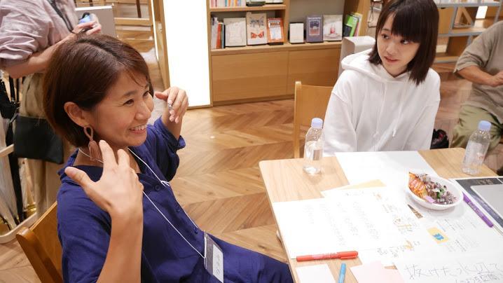 ワークショップの写真4_Picture of Workshop 4