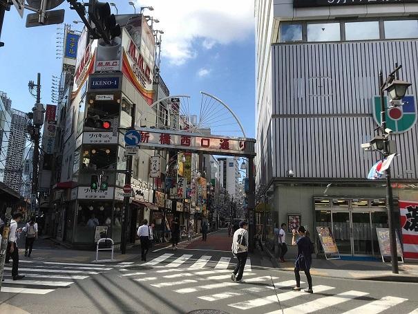 2_Shimbashi Nishiguchi Dori.jpg