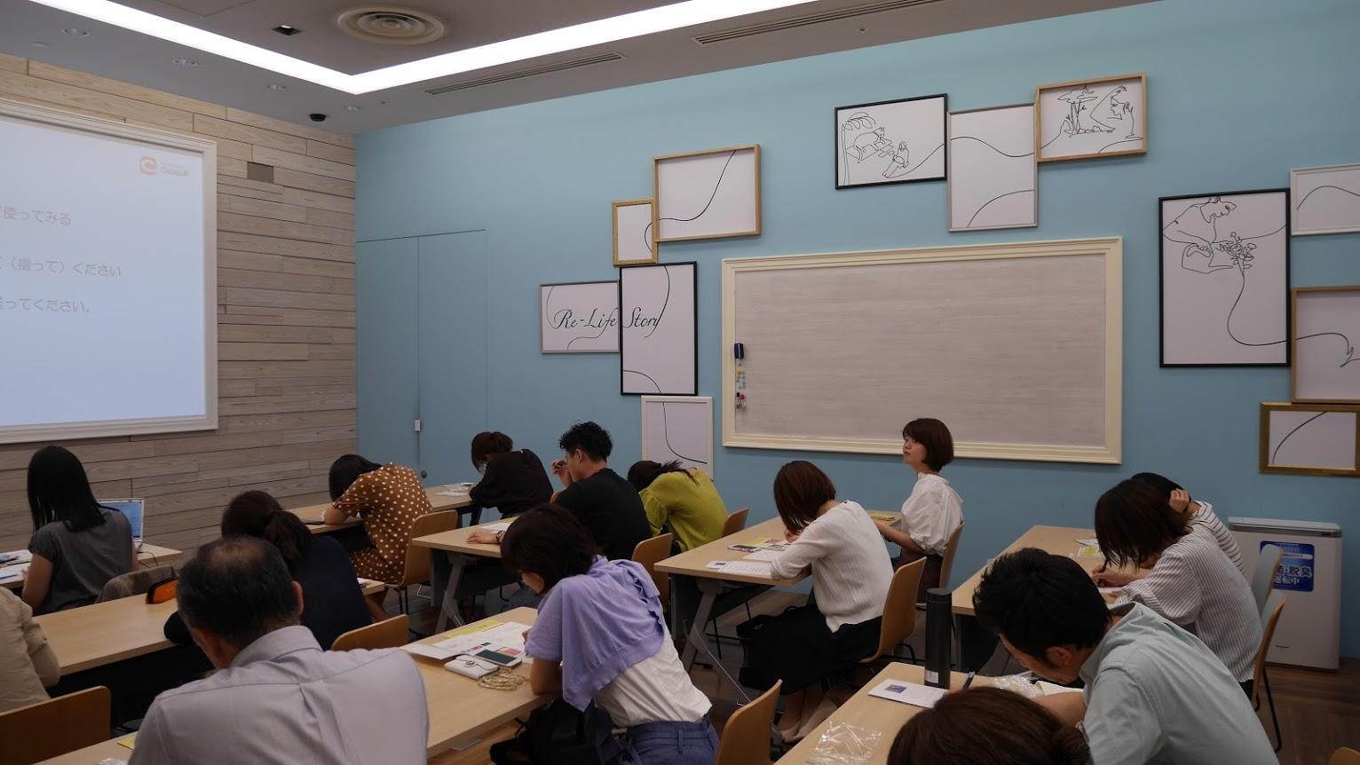 1_グランフロント大阪で行われたワークショップの様子_Workshop at Grand Front Osaka.JPG