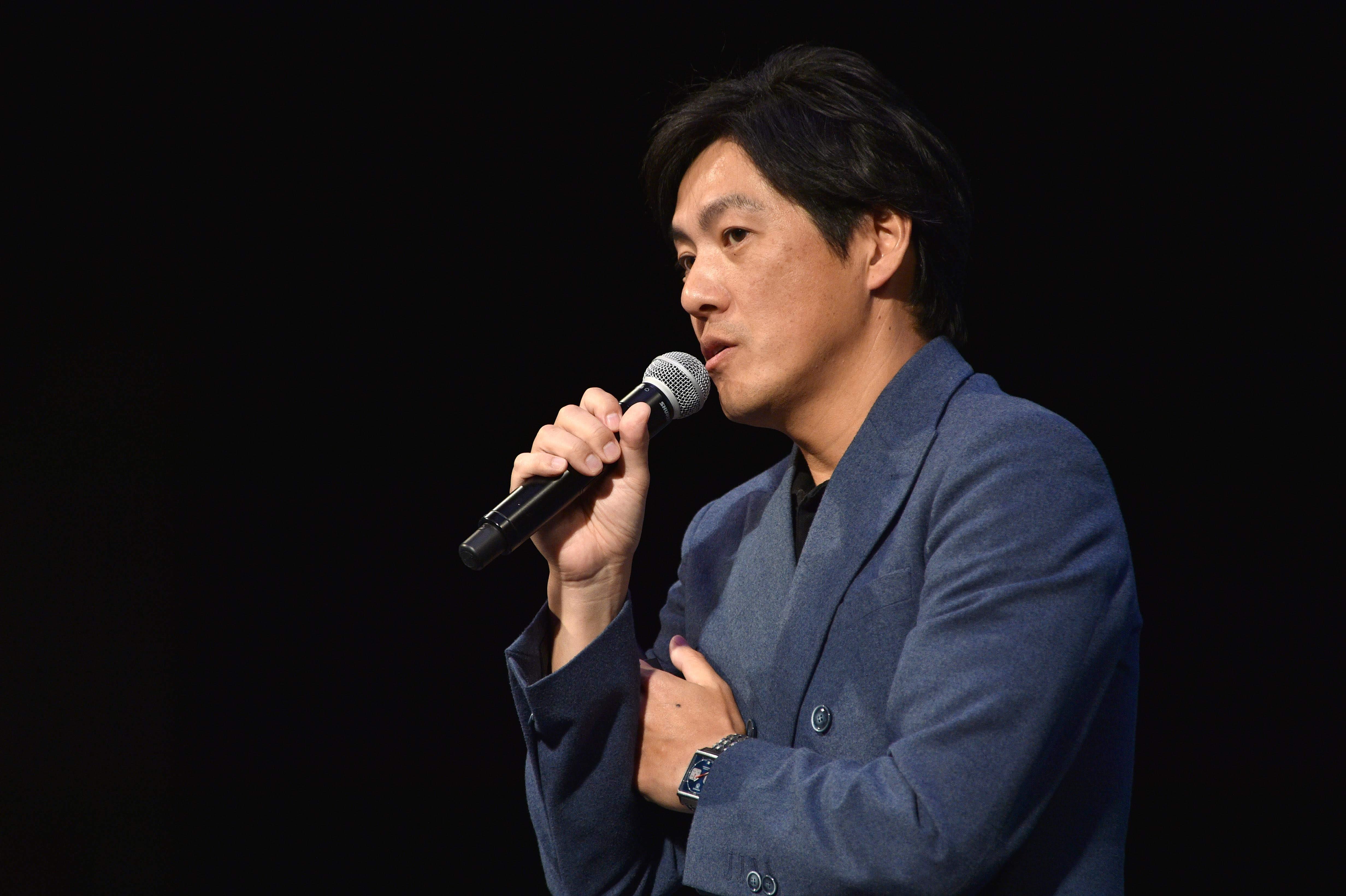 5_ヤマハの畑リーダー_Mr. Hata from Yamaha.JPG