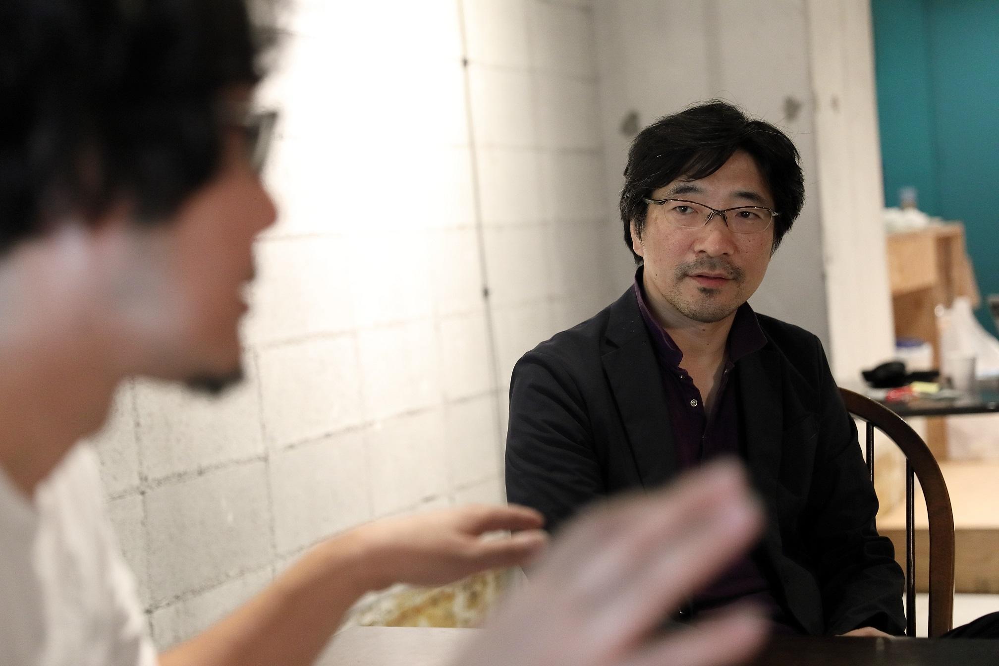 深田はGCCでの経験をもとに語ります_Masa Fukata talking based on his experience in GC Catapult.JPG
