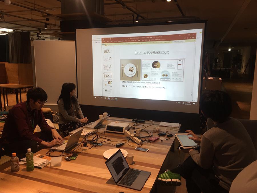 1_チームのミーティングの様子_Team meeting.JPG