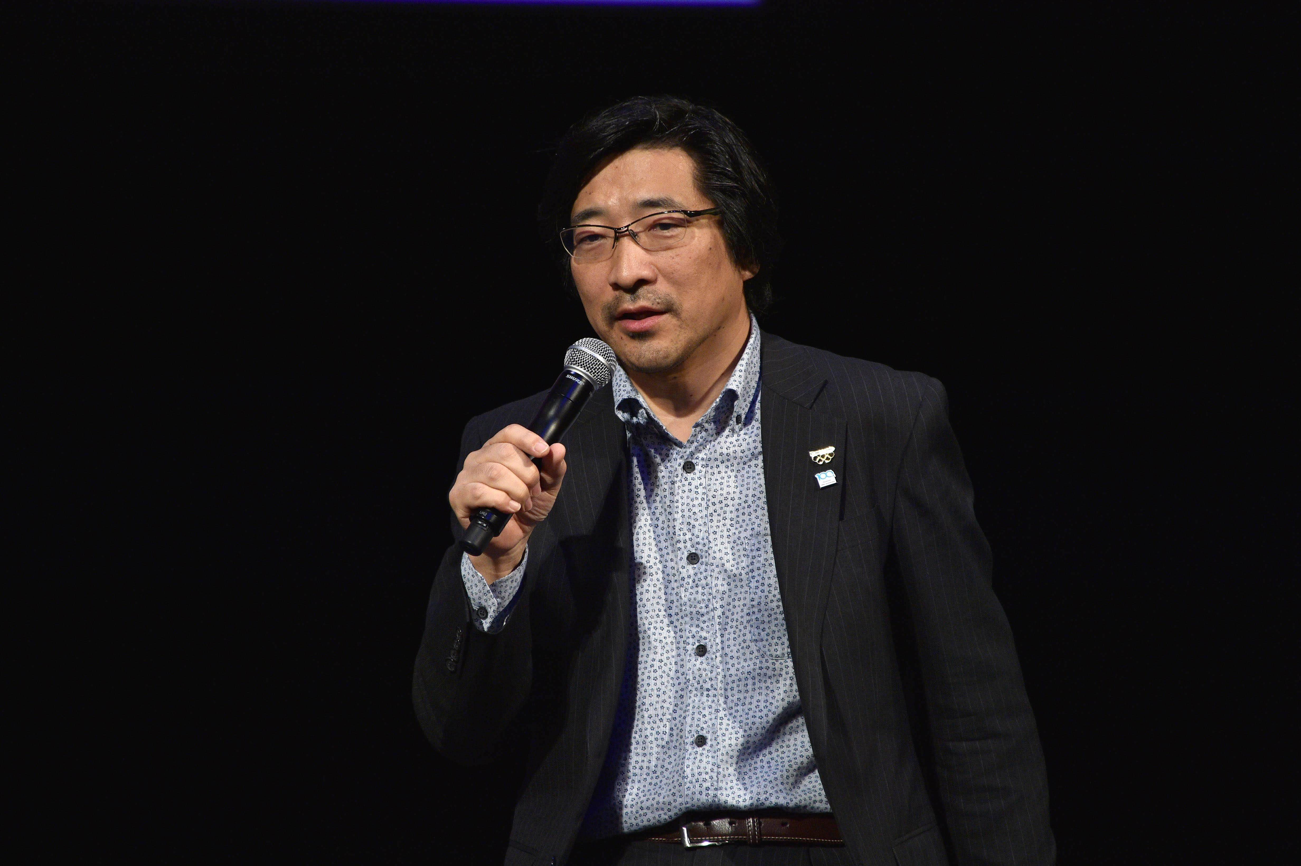 3_Game Changer Catapultについて話す深田代表_Masa Fukata talking about Game Changer Catapult.JPG